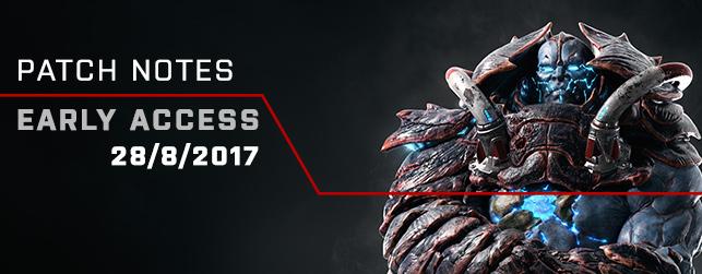 Обновление Quake Champions 28.08.2017