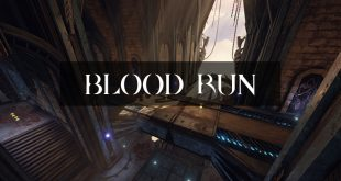 Карта Blood Run