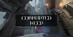 Карта Corrupted Keep