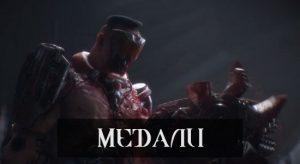Медали Quake Champions