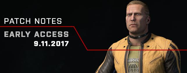 Обновление Quake Champions 09.11.2017