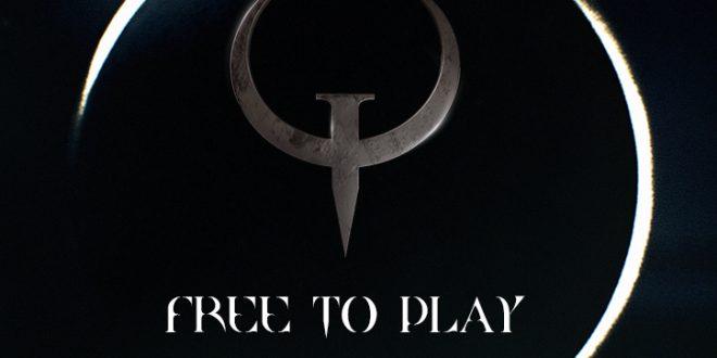 Quake Champions стала бесплатной