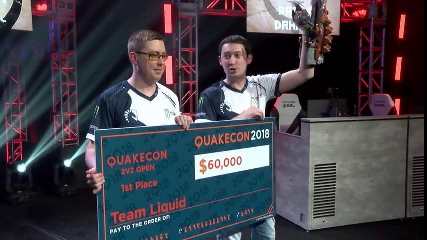 Победители QuakeCon 2018