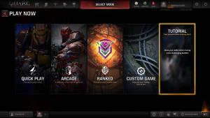 Обновление Quake Champions 06.09.2018