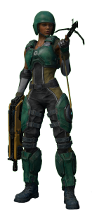 Athena Quake Champions